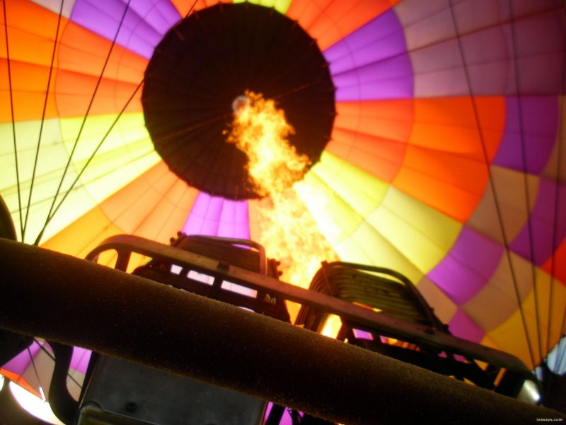 Events in New Jersey - Hot Air Balloon Festival