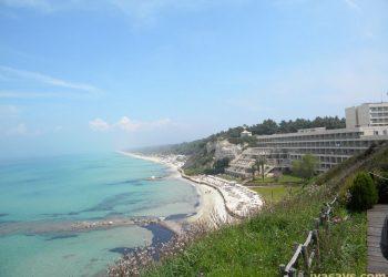 Beaches in Halkidiki - Sani Beach Resort