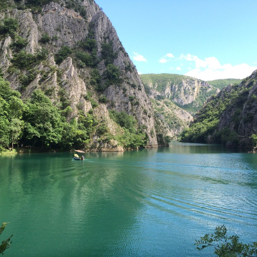 The hidden gem of Macedonia: Canyon Matka in