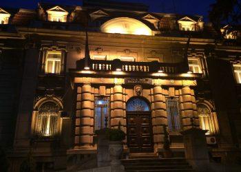 Mayor's Building in Nis, Serbia