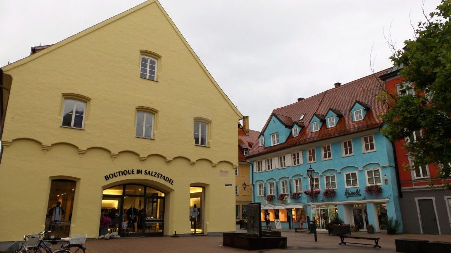 Boutique im Salzstadel in Lowen Play - Memmingen