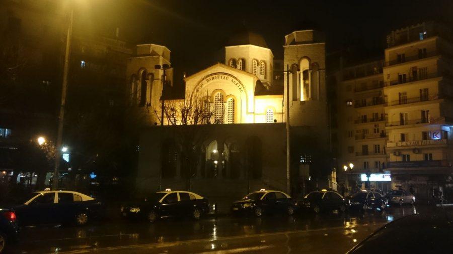 Panagias Dexias Church