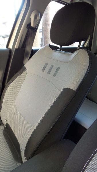 Seat Covers in Captur Renault