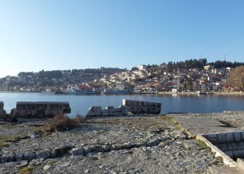 15 Things to see when in Ohrid. Things to do in Ohrid. Historical Landmarks in Ohrid. Why Ohrid, Macedonia should be on everyone's bucket list? Ohrid has been a UNESCO World Heritage Cultural and Natural Site since the 1980s. Ohrid Lake is also the oldest lake in Europe. There are many more historical reasons why Ohrid should be on anyone's bucket list to visit this wonderful place, read them at www.ivasays.com travel | cultural travel | romantic travel | buck list | Europe travel
