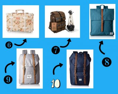 Perfect travel bag deals under $100 for every traveler for any trip or adventure.