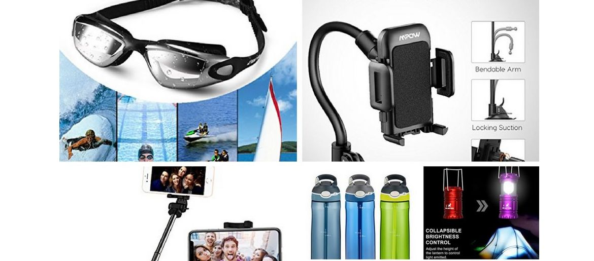 Top awesome deals on shopping products under $25 for sports and outdoor travel gear.