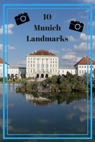 10 Best Sights to see in Munich, Germany: Munich and Historical Landmarks.