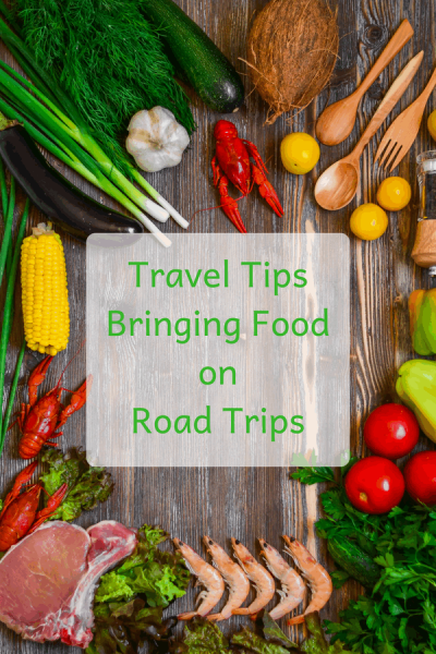 Bringing Food on Road Trips. Should you pack food on your next <a href=