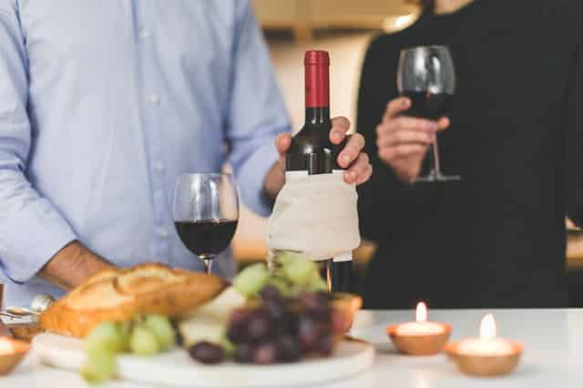 Go for wine tasting at the NJ Wine and Food Festival as a great romantic date idea.