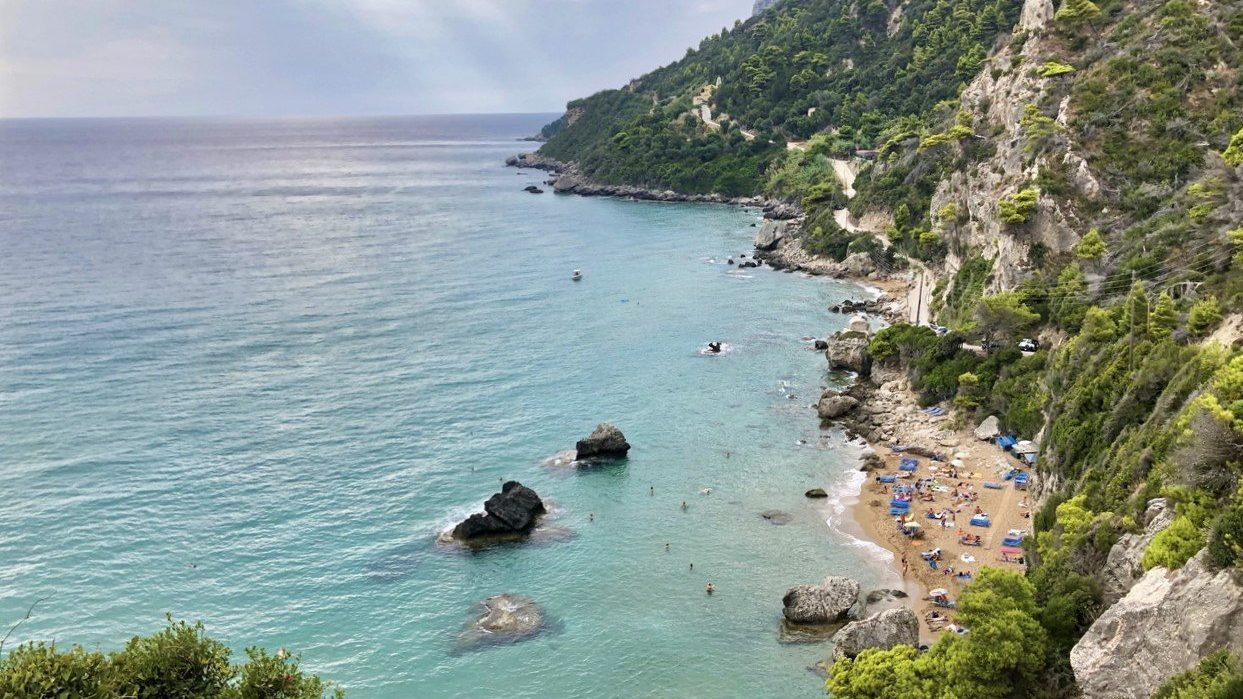 The 15 Best Sandy Beaches in Corfu, Greece