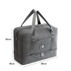 Womens travel handbag dimensions