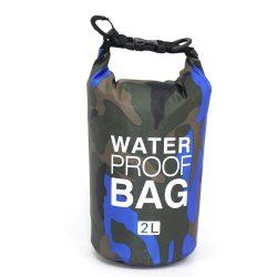 2L deep blue waterproof bag