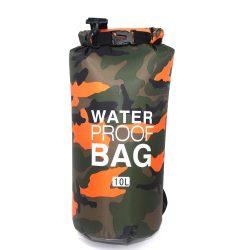 10L orange waterproof bag