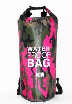 30L pink waterproof bag