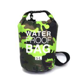 5L green waterproof bag