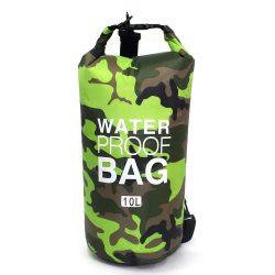 10L green waterproof bag