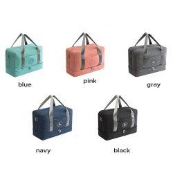 Women's travel handbags