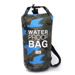 10L sky blue waterproof bag