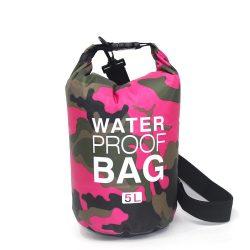 5L pink waterproof bag