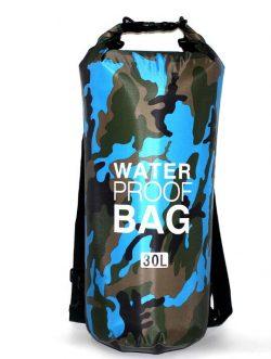 30L sky blue waterproof bag