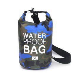 5L deep blue waterproof bag