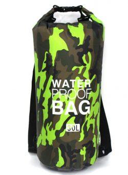 30L green waterproof bag