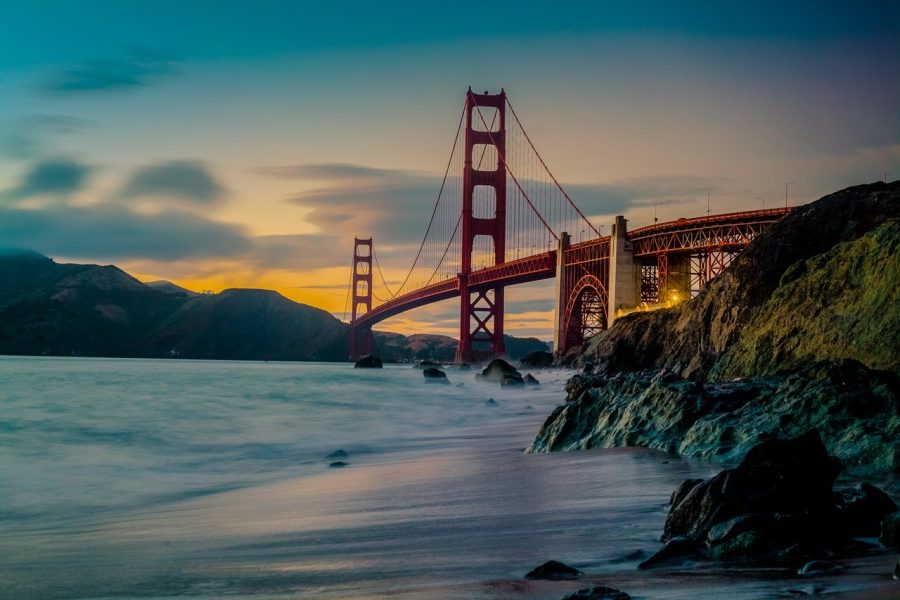 Romantic US destination - San Francisco