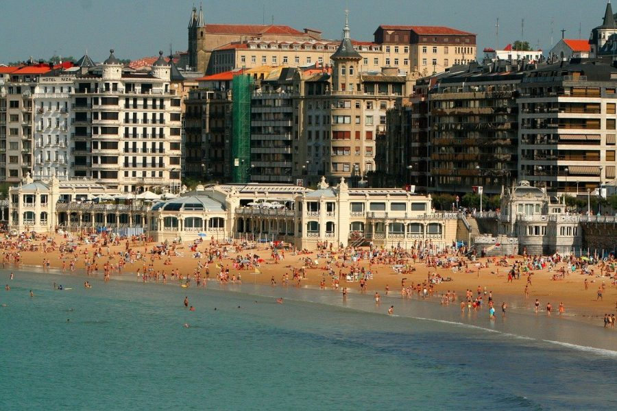 Valentine's Day destinations in Europe - San Sebastian