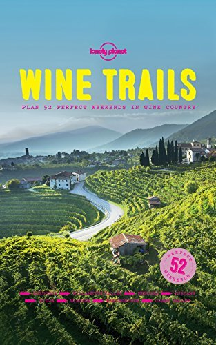 e-Book Wine Trails for a getaway.