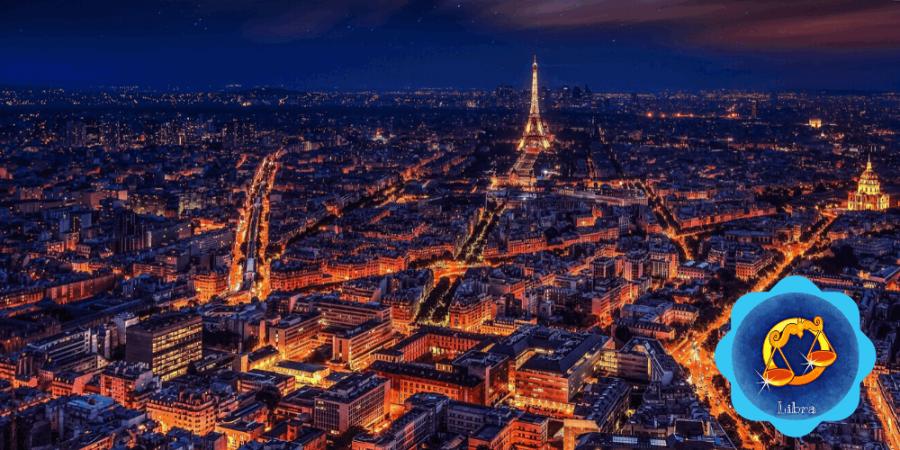 Libra in Paris