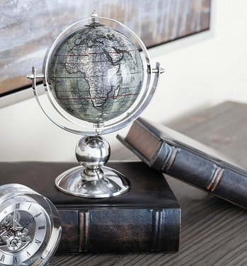 Decorative World Globes For Home Decor