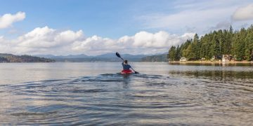 Find the best destinations for kayaking in New Jersey