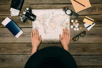 What are the mental and physical benefits of travelling?