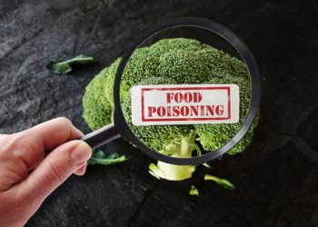 How to avoid food poisoning when traveling.